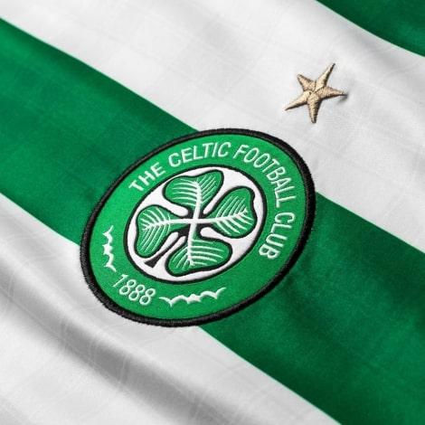 Домашняя игровая футболка Селтик 2018-2019 герб клуба