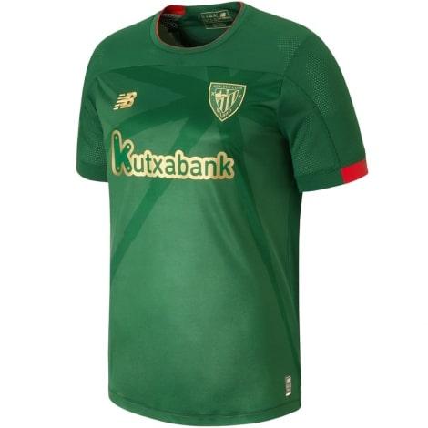 Гостевая игровая футболка Атлетик Бильбао 2019-2020