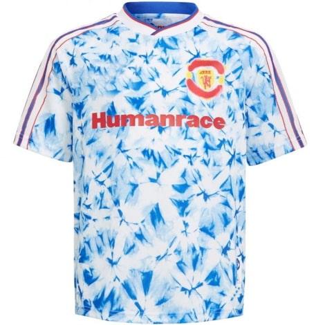 Комплект взрослой гостевой формы Интер 2019-2020 футболка вблизи