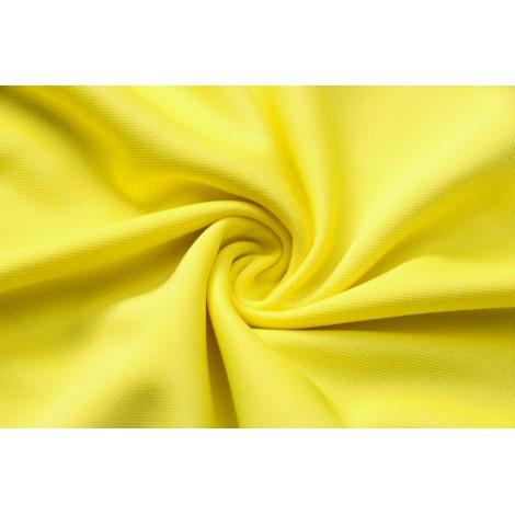 Желто-синяя тренировочная форма Барселоны 2021-2022 ткань