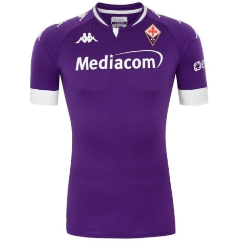 Комплект взрослой домашней формы Фиорентина 2020-2021 футболка