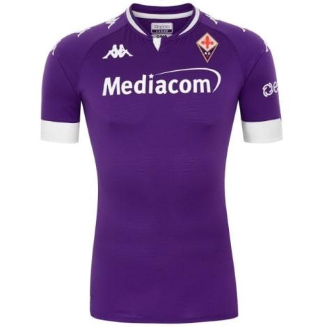 Комплект детской домашней формы Фиорентина 2020-2021 футболка