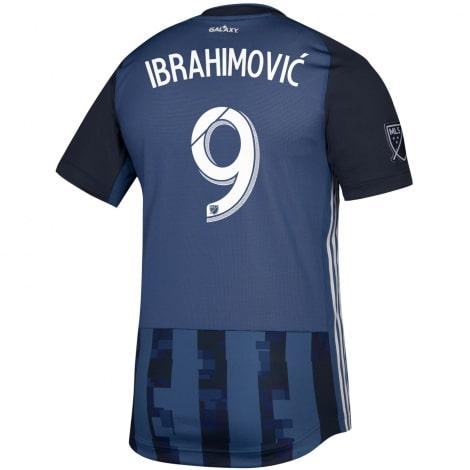 Гостевая футболка ЛА Гэлакси 2019-2020 Златан Ибрагимович номер 9