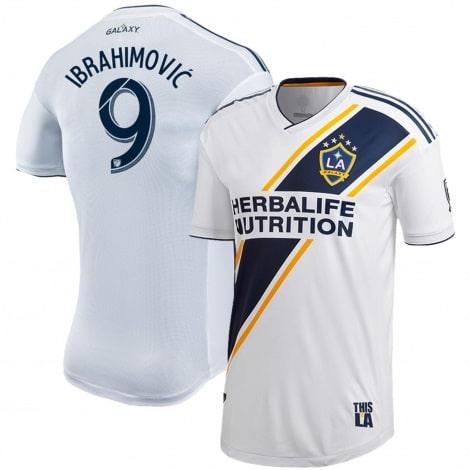 Детская домашняя футбольная форма Златан Ибрагимович 2019-2020 футболки