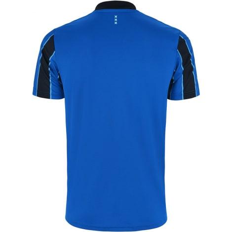 Комплект детской гостевой формы АЯКС 2021-2022 футболка сзади