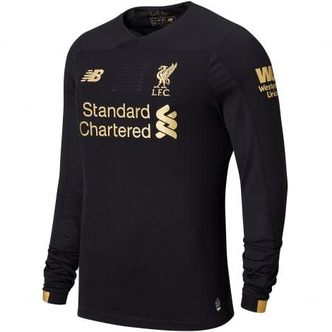 Комплект взрослой вратарской формы Ливерпуля 2019-2020 футболка