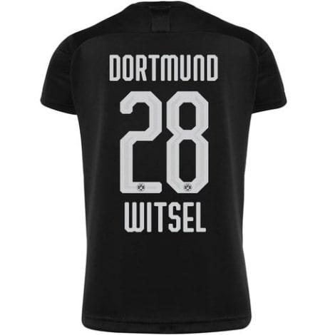 Гостевая футболка Боруссии Дортмунд 2019-2020 Витсель