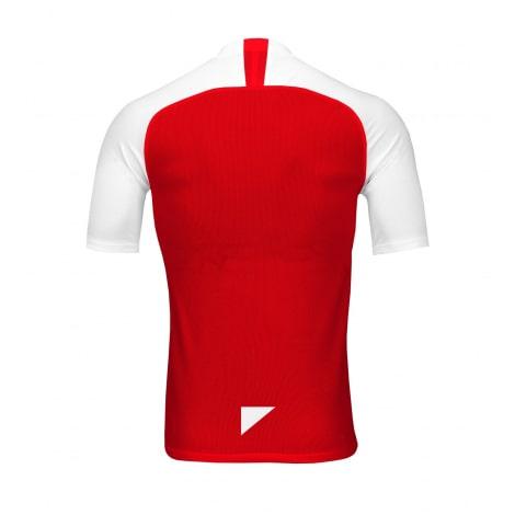 Комплект взрослой гостевой формы Севильи 2019-2020 футболка сзади
