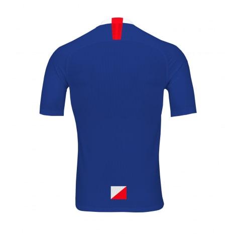 Третья игровая футболка Севилья 2019-2020 сзади