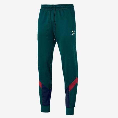 Зеленый костюм сборной Италии по футболу 2019-2020 штаны