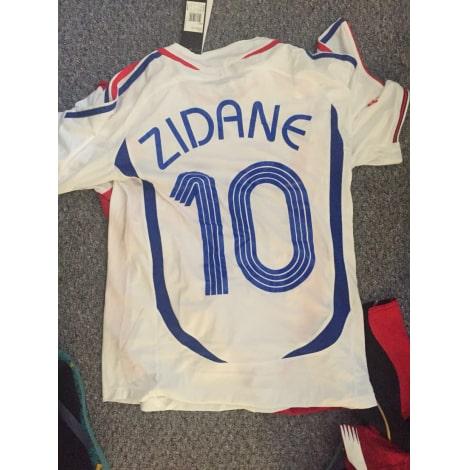 Домашняя футболка сборной Франции на чемпионат мира 2006 Зидан 10