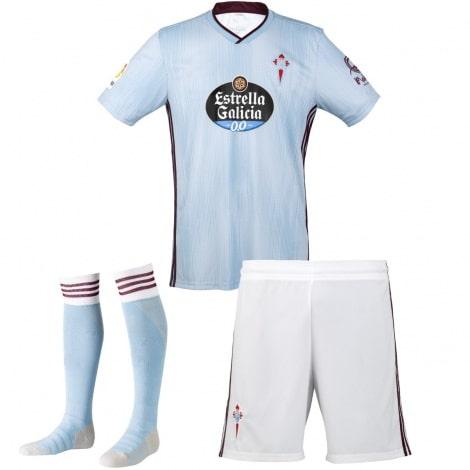 Взрослый комплект домашней формы Сельта 2019-2020 футболка шорты и гетры