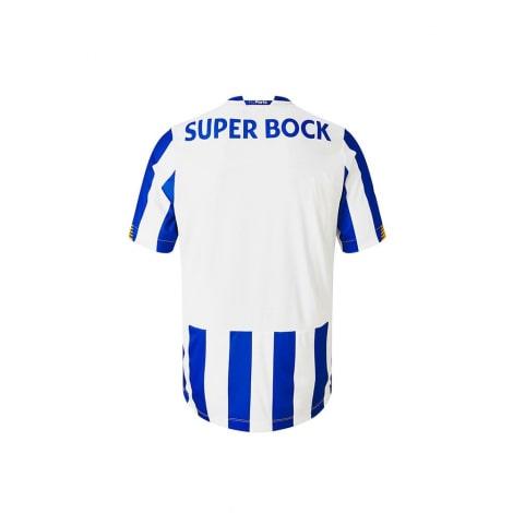 Комплект взрослой домашней формы Порту 2020-2021 футболка сзади