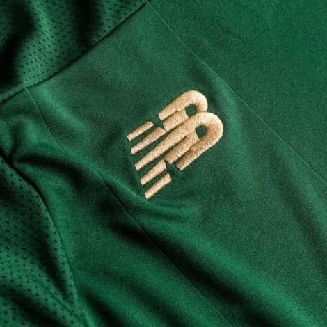 Женская Домашняя игровая футболка сборной Ирландии на ЕВРО 2020 бренд