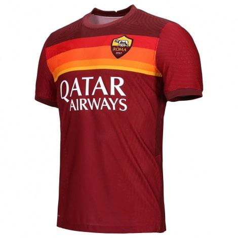 Домашняя аутентичная футболка Ромы 2020-2021