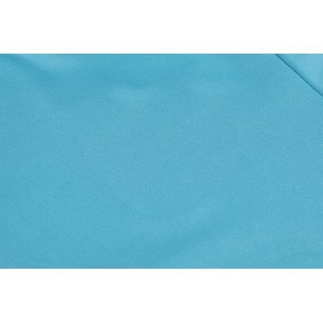 Черно-голубой костюм Реал Мадрид 2021-2022 герб клуба