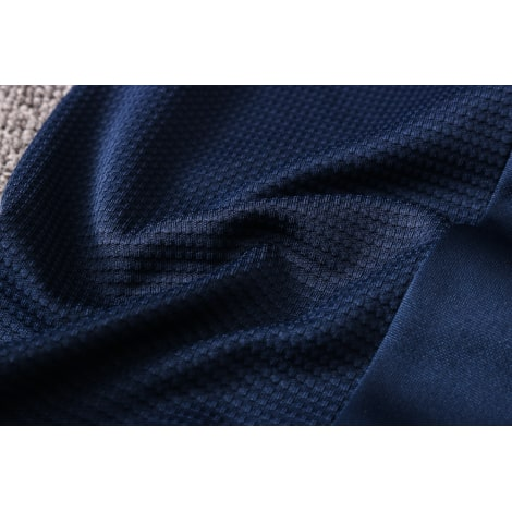 Синий спортивный костюм АЯКС 2021-2022 ткань