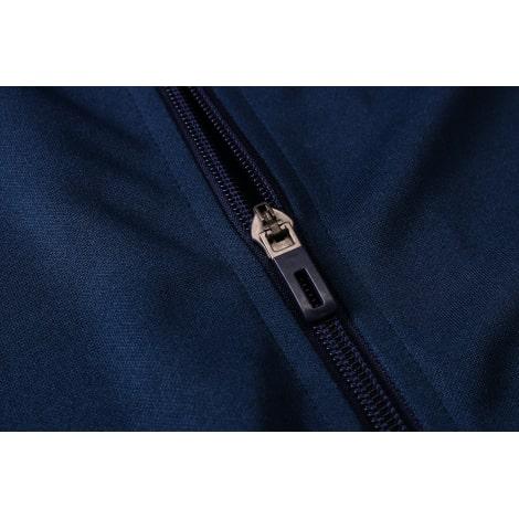 Синий спортивный костюм Арсенал 2021-2022 молния