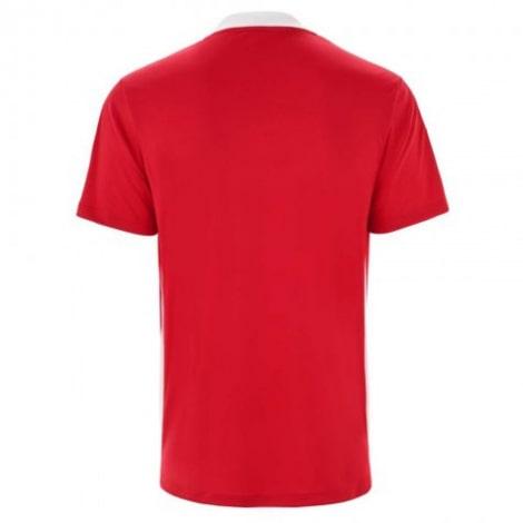 Тренировочная игровая футболка Аякс 2021-2022 сзади