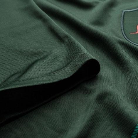 Зеленая футболка сборной Австралии на ЧМ 2018 вблизи