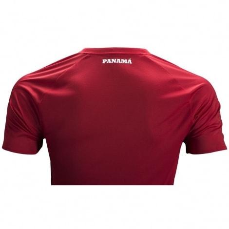Домашняя футболка сборной Панамы на чемпионат мира 2018 вблизи сзади