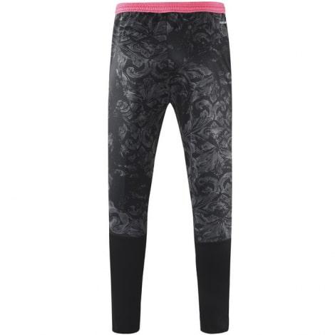Черно-розовый костюм Реал Мадрид 2021-2022 штаны сзади