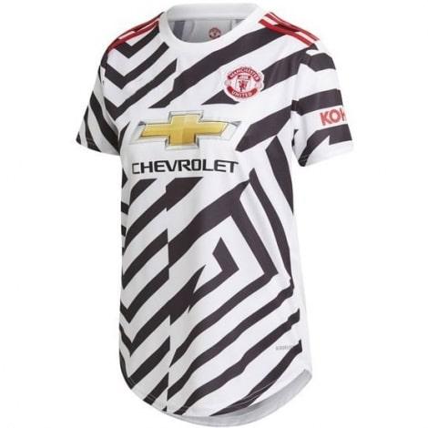 Женская третья футболка Манчестер Юнайтед 2020-2021