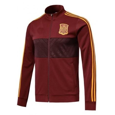 Тренировочный костюм сборной Испании по футболу 2018 олимпийка