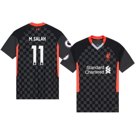 Третья футболка Ливерпуля 2020-2021 Мохаммед Салах