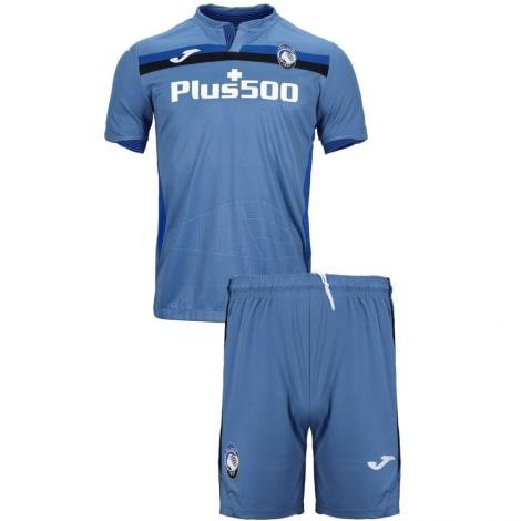 Комплект взрослой третьей формы Аталанта 2020-2021 футболка и шорты