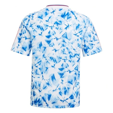 Третья игровая футболка ПСЖ 2018-2019 JORDAN вблизи