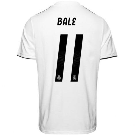 Домашняя футболка Реал Мадрид 2018-2019 Гарет Бэйл номер 11