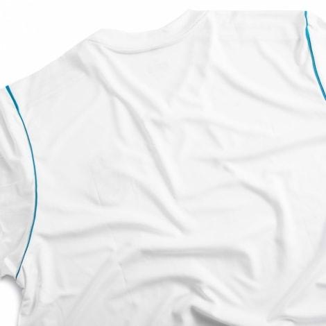 Взрослая гостевая форма Реал Мадрид 19-20 c длинными рукавами шорты