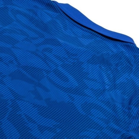 Гостевая аутентичная футболка Англии на ЕВРО 2020-21 сзади