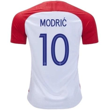 Домашняя футболка Хорватии Лука Модрич ЧМ 2018