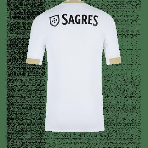Третья игровая футболка Бенфика 2020-2021 сзади