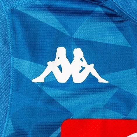 Домашняя игровая футболка Наполи 2018-2019 бренд