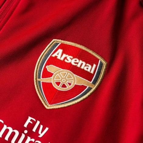 Взрослый тренировочный костюм Арсенала 2018-2019 герб клуба