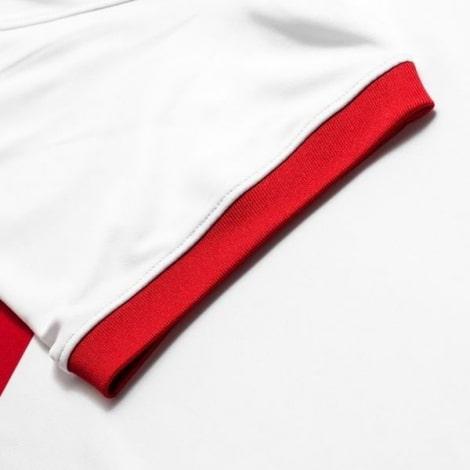 Домашняя футболка сборной Турции 2019-2020 воротник