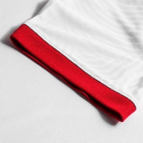 Детская домашняя футболка Марсело 2018-2019 спереди
