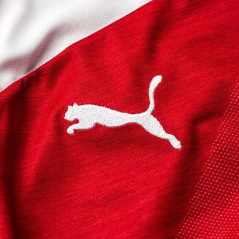 Взрослая домашняя форма Арсенал 18-19 c длинными рукавами бренд