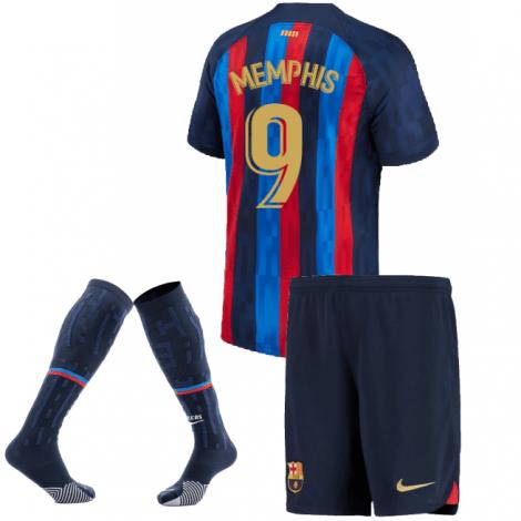 Комплект детской домашней формы Баварии 2021-2022 футболка
