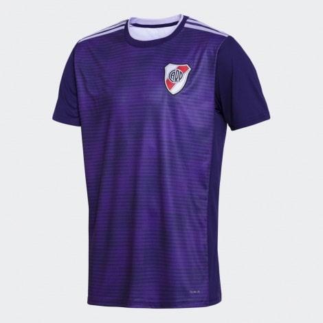 Гостевая игровая футболка Ривер Плейт 2018-2019