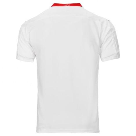 Комплект взрослой домашней формы Челси 2019-2020 футболка вблизи