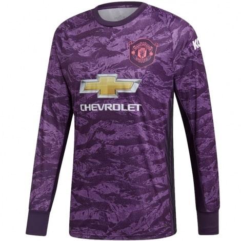 Вратарская домашняя футболка Манчестер Юнайтед 2019-2020