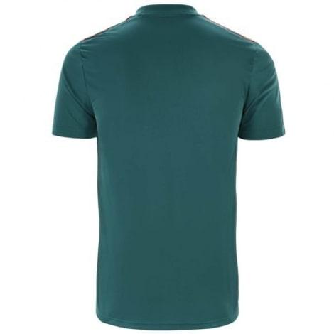 Гостевая игровая футболка Аякс 2019-2020 сзади