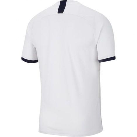 Комплект взрослой домашней формы Тоттенхэма 2019-2020 футболка сзади