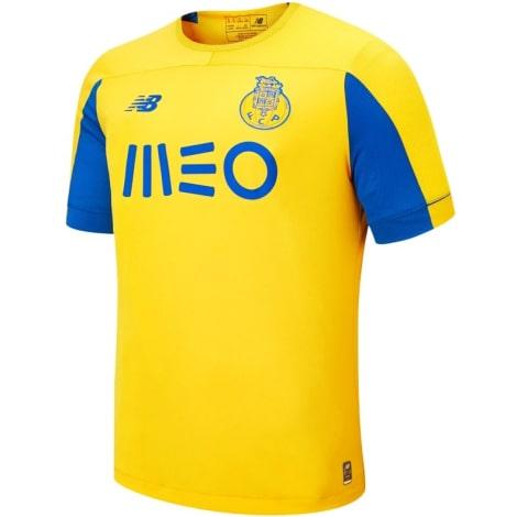 Гостевая игровая футболка Порту 2019-2020