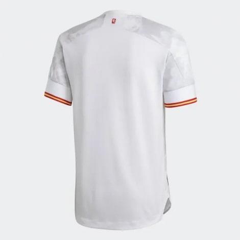 Домашняя футболка Барселоны 2019-2020 Антуан Гризманн воротник
