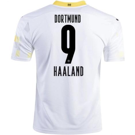 Третья футболка Боруссии Дортмунд 2020-2021 Холанн